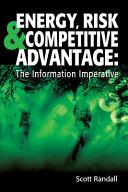 Energy  Risk   Competitive Advantage