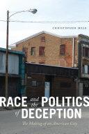 Race and the Politics of Deception Pdf/ePub eBook