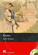 Books - Emma (With Cd) | ISBN 9781405074544