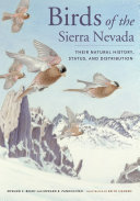 Birds of the Sierra Nevada