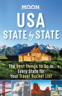 Moon USA State by State