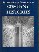 International Directory Of Company Histories Book PDF