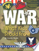 War: What Kids Should Know
