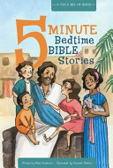 5 Minute Bedtime Bible Stories  A Tuck Me In Book Book PDF
