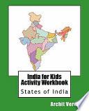 India for Kids Activity Workbook