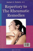 Pdf The Rheumatic Remedies