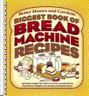 Pdf Biggest Book of Bread Machine Recipes