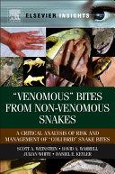 """Venomous Bites from Non-Venomous Snakes"