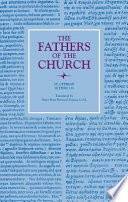Letters 1 81 The Fathers Of The Church Volume 51