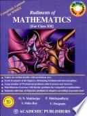 Rudiments Of Mathematics Vol 2