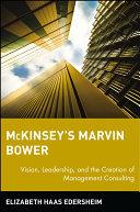 McKinsey's Marvin Bower