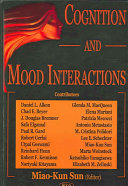 Cognition and Mood Interactions