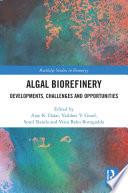 Algal Biorefinery