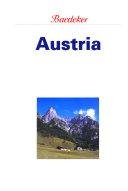 Baedeker Austria Book and Map