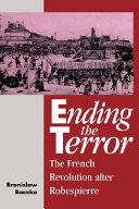 Ending the Terror