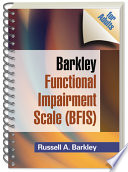 Barkley Functional Impairment Scale  BFIS  Book