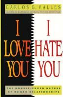 I Love You I Hate You