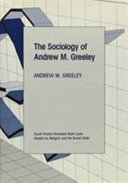 The Sociology of Andrew M  Greeley