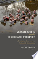 Climate Crisis And The Democratic Prospect Book