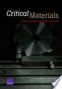 Critical Materials