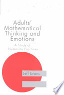 Adults  Mathematical Thinking and Emotions