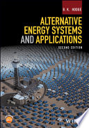 Alternative Energy Systems And Applications Book PDF