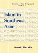 Islam in Southeast Asia