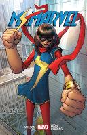 Ms. Marvel Vol. 5 Book