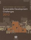 World Economic and Social Survey 2013