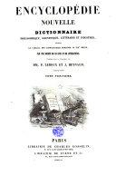 Encyclopédie nouvelle