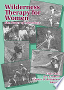 Wilderness Therapy For Women Book