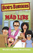 Bob s Burgers Mad Libs