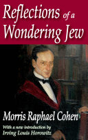 Reflections of a Wondering Jew