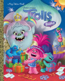 Trolls Holiday Big Golden Book  DreamWorks Trolls