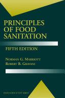 Principles of Food Sanitation Book