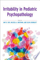 Irritability In Pediatric Psychopathology
