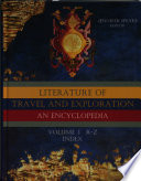 Literature Of Travel And Exploration R To Z Index