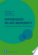 Fatherhood in Late Modernity