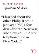 Operation Shylock [Pdf/ePub] eBook