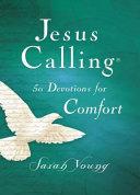 Jesus Calling 50 Devotions for Comfort Book