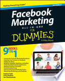 """Facebook Marketing All-in-One For Dummies"" by Andrea Vahl, John Haydon, Jan Zimmerman"