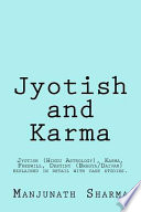 Jyotish and Karma