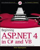 Beginning ASP.NET 4 Pdf/ePub eBook