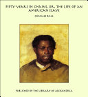 Fifty Years in Chains, Or, the Life of an American Slave Pdf/ePub eBook
