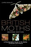 British Moths  Second Edition