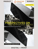 Perspectives on Contemporary Issues   Lms Integrated Mindtap English  1 Term   6 Months Access Card