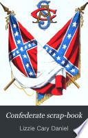 Confederate Scrap Book