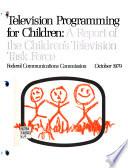 Children s programming 1973 74 and 1977 78