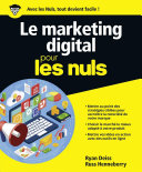 Marketing digital Pour les Nuls Pdf/ePub eBook