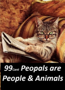 99 Cent Peopals Are People & Animals